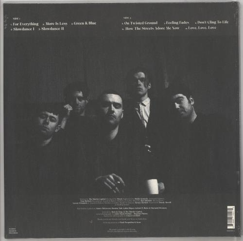 The Murder Capital When I Have Fears - Marbled Rust Vinyl - Sealed vinyl LP album (LP record) UK 0HWLPWH728124