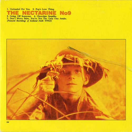 """The Nectarine No. 9 The Nectarine No. 9 CD single (CD5 / 5"""") UK TA9C5TH550712"""