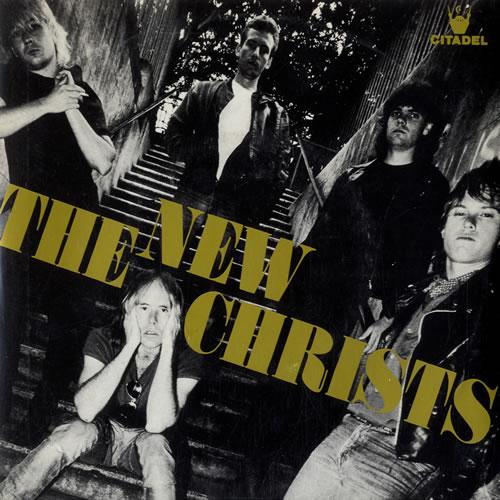 "The New Christs Like A Curse 7"" vinyl single (7 inch record) Australian VNY07LI597553"