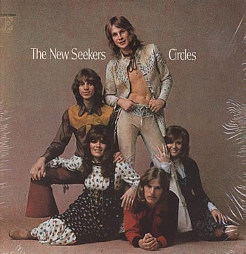 The New Seekers Circles vinyl LP album (LP record) US NWKLPCI317196