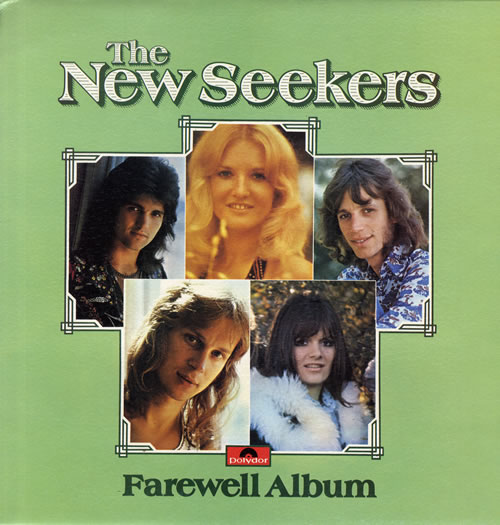 The New Seekers Farewell Album vinyl LP album (LP record) UK NWKLPFA563164