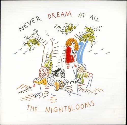 "The Nightblooms Never Dream At All 7"" vinyl single (7 inch record) UK T2X07NE508542"