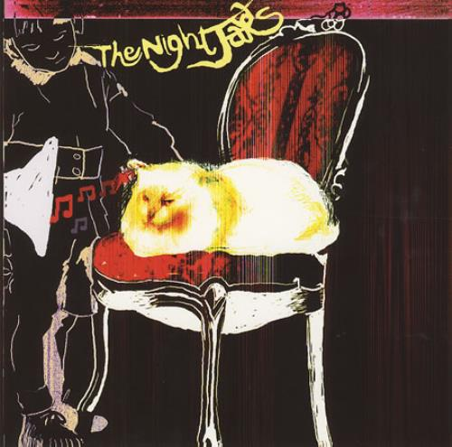 "The Nightjars Cease To Exist 7"" vinyl single (7 inch record) UK NIJ07CE383897"