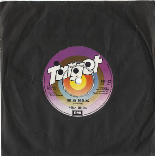 "The Nolans Love Transformation 7"" vinyl single (7 inch record) UK NOL07LO604751"