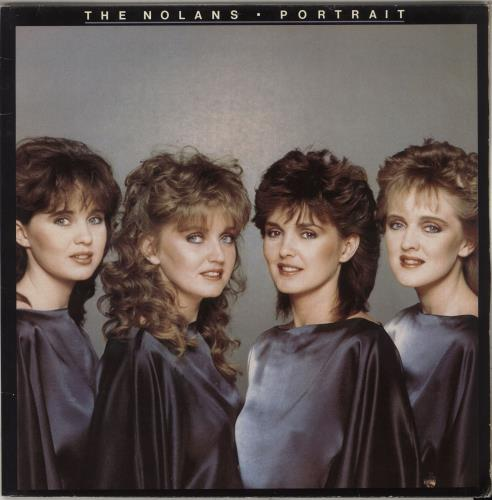 The Nolans Portrait vinyl LP album (LP record) UK NOLLPPO304153