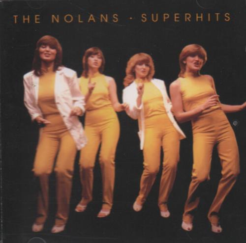The Nolans Superhits UK CD album (CDLP) (291521)