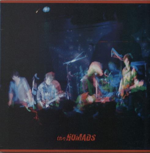 "The Nomads 16 Forever 12"" vinyl single (12 inch record / Maxi-single) UK U8612FO644323"