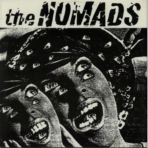"""The Nomads She Pays The Rent 12"""" vinyl single (12 inch record / Maxi-single) French U8612SH644303"""