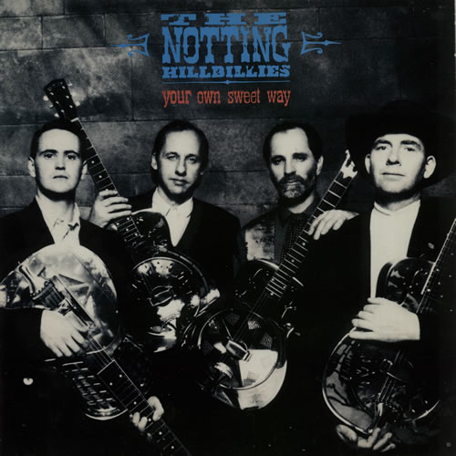 "The Notting Hillbillies Your Own Sweet Way 12"" vinyl single (12 inch record / Maxi-single) UK NOT12YO44256"