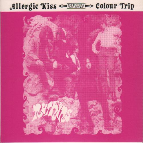 """The Nuthins Allergic Kiss 7"""" vinyl single (7 inch record) UK XXE07AL649414"""