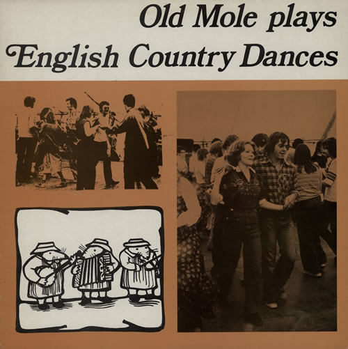 The Old Mole Band Old Mole Plays English Country Dances vinyl LP album (LP record) UK VT-LPOL568287