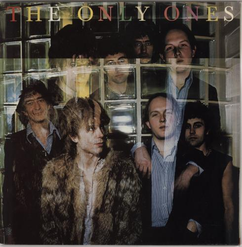 The Only Ones The Only Ones vinyl LP album (LP record) UK O-OLPTH766742