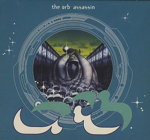 The Orb Assassin 2-CD single set (Double CD single) UK ORB2SAS369118
