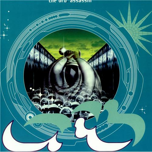 "The Orb Assassin 12"" vinyl single (12 inch record / Maxi-single) UK ORB12AS427037"