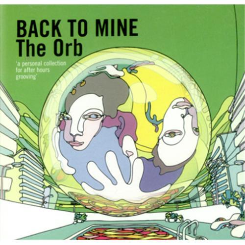 The Orb Back To Mine CD album (CDLP) UK ORBCDBA260349