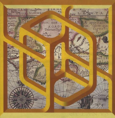 The Orb Orbus Terrarum 2-LP vinyl record set (Double Album) UK ORB2LOR128971