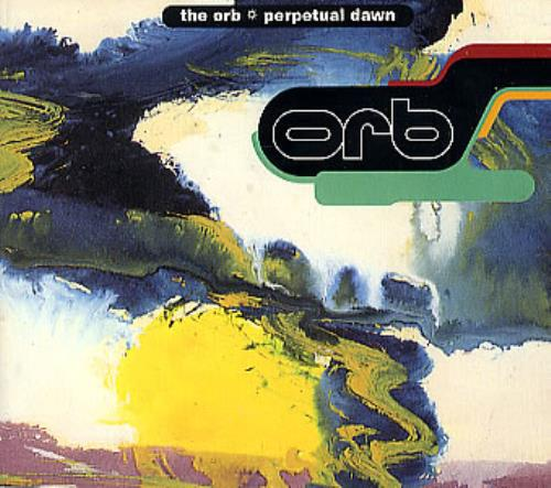 "The Orb Perpetual Dawn CD single (CD5 / 5"") UK ORBC5PE35049"