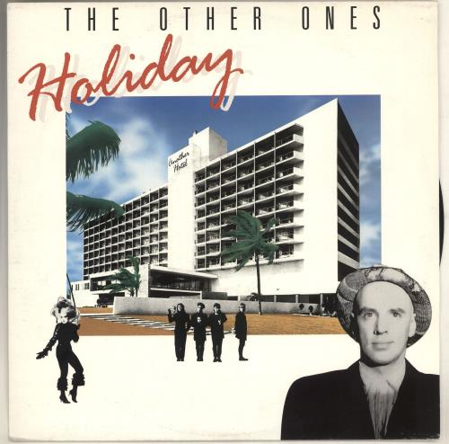 "The Other Ones (80S) Holiday 12"" vinyl single (12 inch record / Maxi-single) UK Z-E12HO726186"