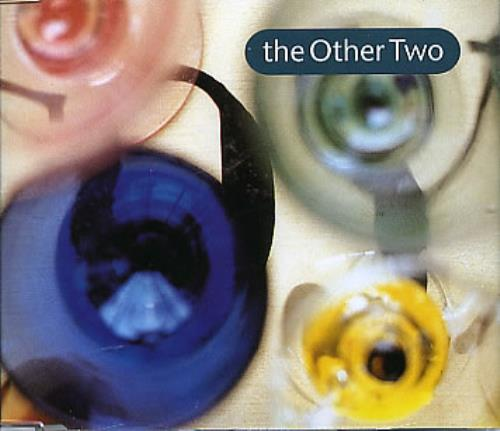 """The Other Two Tasty Fish CD single (CD5 / 5"""") UK TWOC5TA54715"""