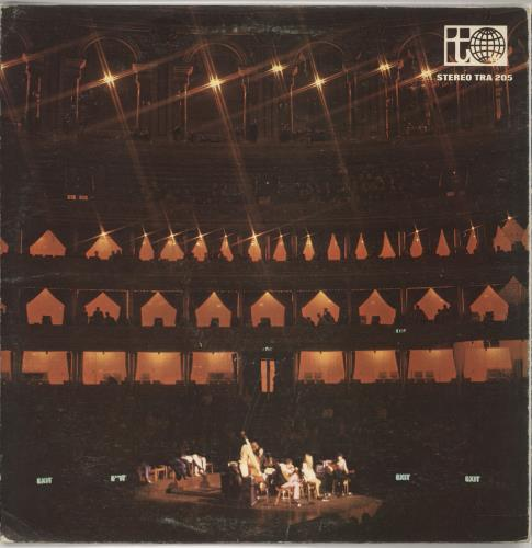 The Pentangle Basket Of Light - 1st - VG vinyl LP album (LP record) UK PNTLPBA724688