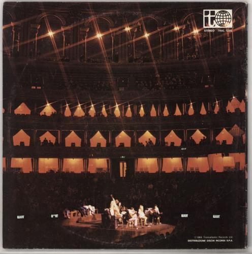 The Pentangle Basket Of Light vinyl LP album (LP record) Italian PNTLPBA727023