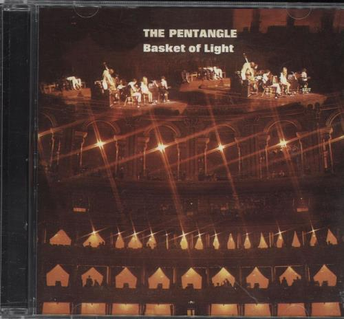 The Pentangle Basket Of Light Dual Disc US PNTDUBA747115