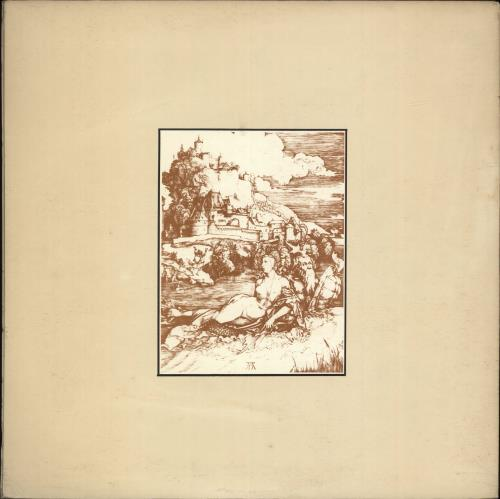 The Pentangle Cruel Sister - 1st - EX vinyl LP album (LP record) UK PNTLPCR444582