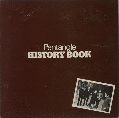 The Pentangle History Book vinyl LP album (LP record) UK PNTLPHI232772