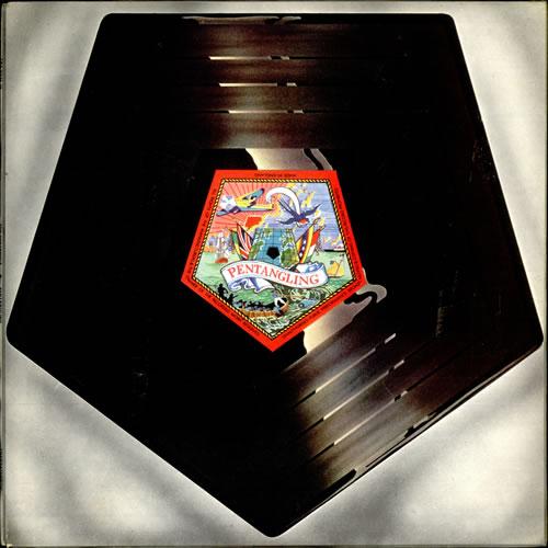 The Pentangle Pentangling vinyl LP album (LP record) UK PNTLPPE276198
