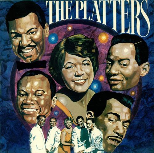 The Platters The Platters Uk Vinyl Lp Album Lp Record