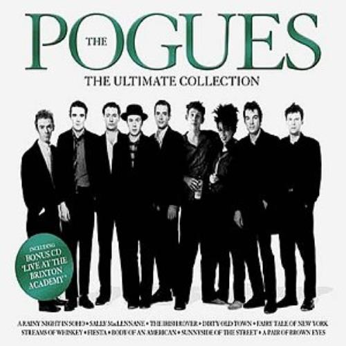 The Pogues The Ultimate Collection Uk 2 Cd Album Set