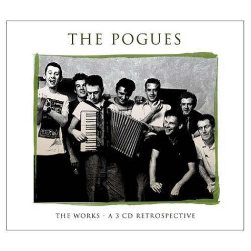 The Pogues The Works Uk 3 Cd Album Set Triple Cd 412580