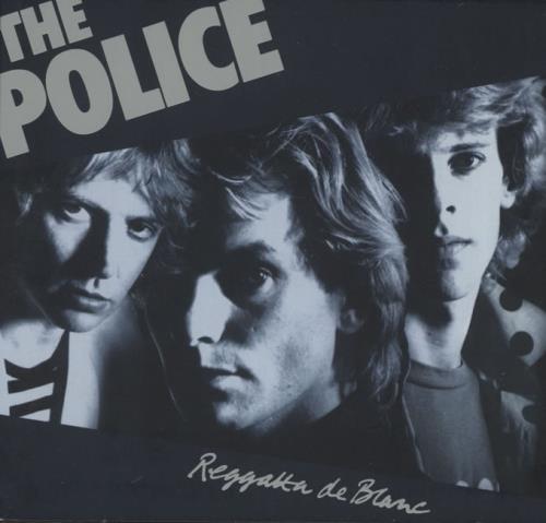 The Police 25th Anniversary Studio Albums super audio CD SACD UK POLSATH722348