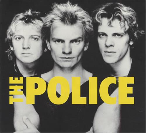 The Police Best Of Uk 2 Cd Album Set Double Cd 402947