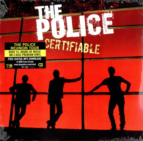 The Police Certifiable Live In Buenos Aires Best Buy