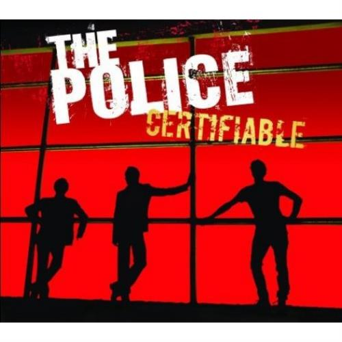 The Police Certifiable Uk 2 Disc Cd Dvd Set 454041