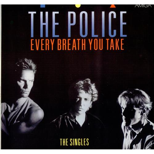 The Police Every Breath You Take German Vinyl Lp Album Lp