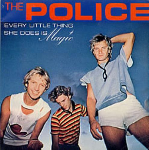 The Police Every Little Thing She Does Is Magic Brazilian