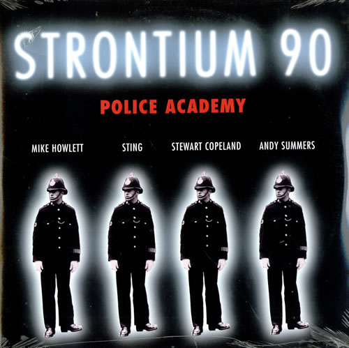 The Police Police Academy/Reggatta Mondatta - A Reggae Tribute 2-LP vinyl record set (Double Album) US POL2LPO477570