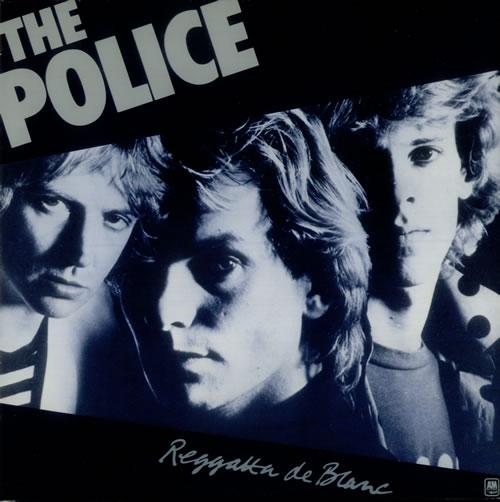 "The Police Reggatta de Blanc 10"" vinyl single (10"" record) UK POL10RE549743"