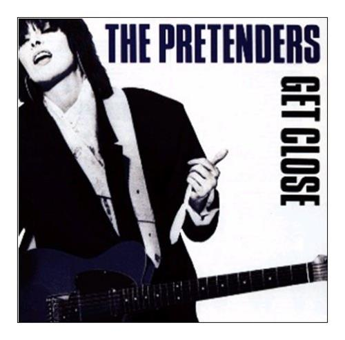 The Pretenders Get Close Expanded Edition Uk Cd Album