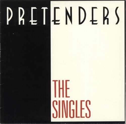 The Pretenders The Singles Poster Uk Vinyl Lp Album Lp