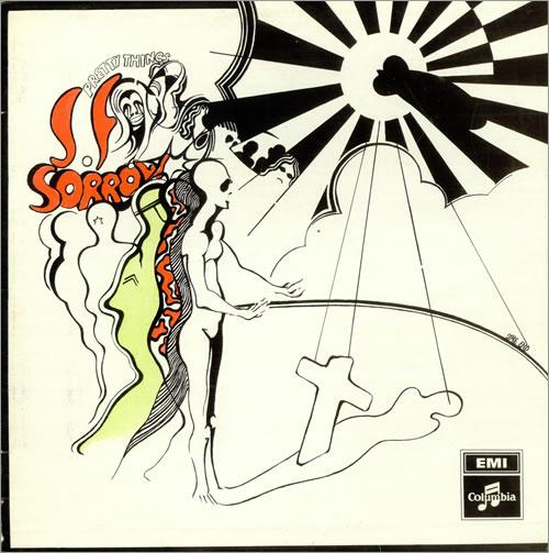The Pretty Things S.F. Sorrow vinyl LP album (LP record) UK PTHLPSF491950
