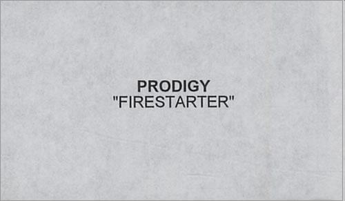 The Prodigy Firestarter & Breathe UK Promo video (VHS or PAL
