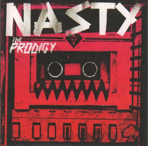 The Prodigy Nasty CD-R acetate UK PDGCRNA645471