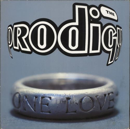 "The Prodigy One Love - 1st - EX 12"" vinyl single (12 inch record / Maxi-single) UK PDG12ON728036"