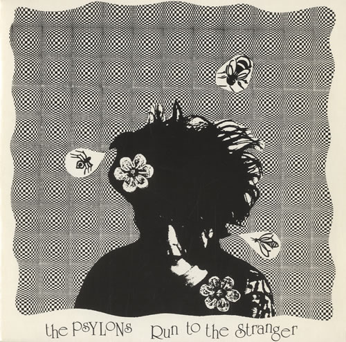 "The Psylons Run To The Stranger 7"" vinyl single (7 inch record) UK UXP07RU526579"