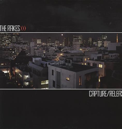 The Rakes Indie Capture Release Uk Vinyl Lp Album Lp