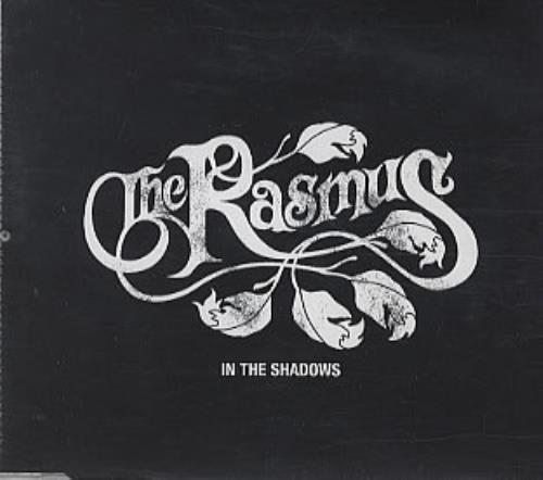 The Rasmus In The Shadows Uk Promo Cd Single Cd5 5