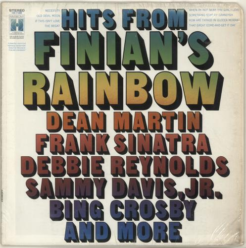 The Reprise Musical Repertory Theatre Hits From Finian's Rainbow vinyl LP album (LP record) US RRHLPHI698571
